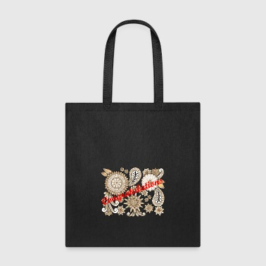 Congratulations - Tote Bag