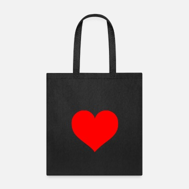 Cuore 2000px Love Heart SVG svg - Tote Bag