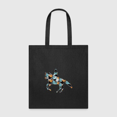 Dressage Riding Design Creative Gift Idea - Tote Bag