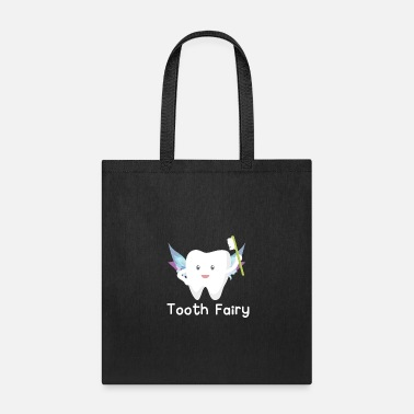Tooth Tooth Fairy - Tote Bag