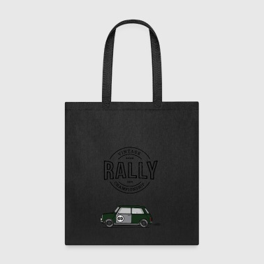 Vintage Rally - Tote Bag