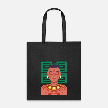Indigenous Indigenous People Illustration - Tote Bag