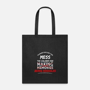 Ironic Asshole Sarcasm Sarcastic Provocation Insult - Tote Bag