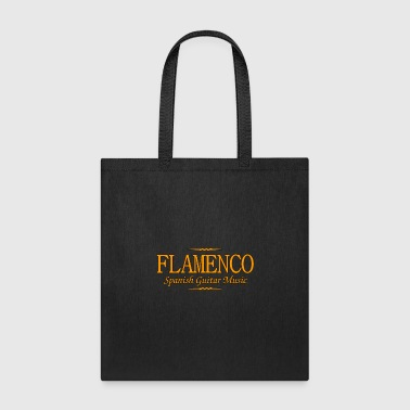 Flamenco Flamenco Spanish Guitar Music - Tote Bag