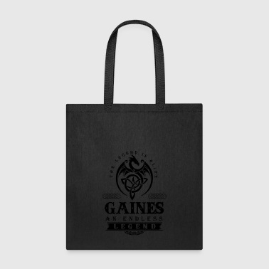 Gains GAINES - Tote Bag