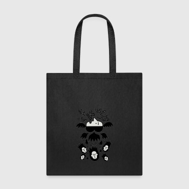 Weird Bird - Tote Bag