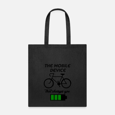 Mobile the mobile device - Tote Bag