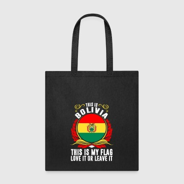 This Is Bolivia - Tote Bag