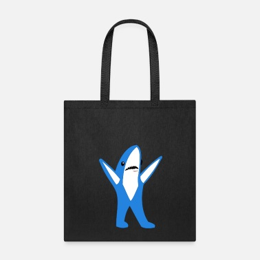 Dank Dank Shark - Tote Bag