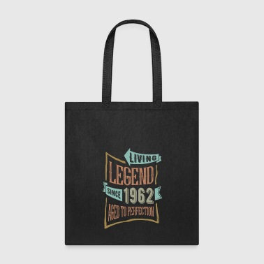 1962 Since 1962 - Birthday - Tote Bag