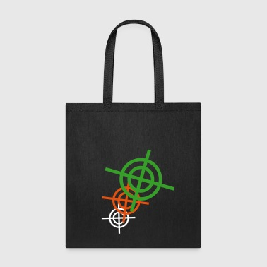 crosshairs - Tote Bag