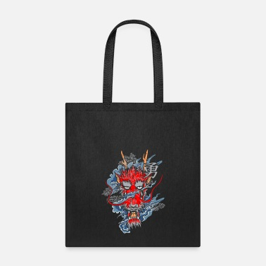 Red Dragon red dragon - Tote Bag