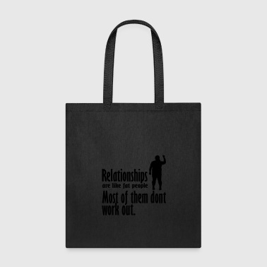 relationships - Tote Bag