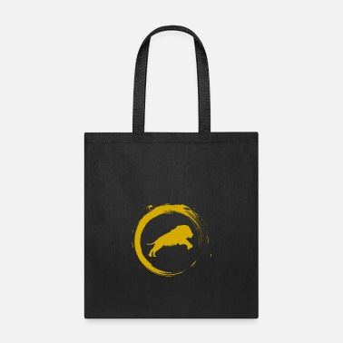 Lion Head Lion - Tote Bag