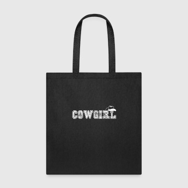 Cowgirl - Tote Bag