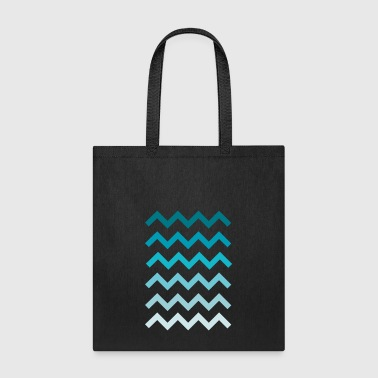 Waves  - Tote Bag