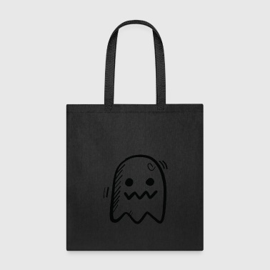 a ghost - Tote Bag