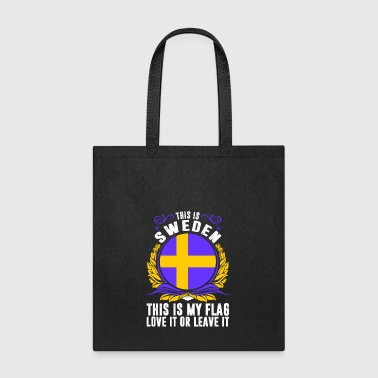 Sweden This Is Sweden - Tote Bag