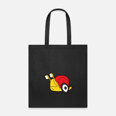 Snail-shell Funny Cool Cute Snail Shell - Tote Bag