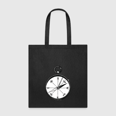 Ancient Compass - Tote Bag