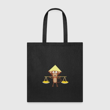 Vietnamese monkey - Tote Bag