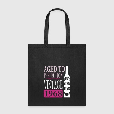 1968 Aged to Perfection - Tote Bag