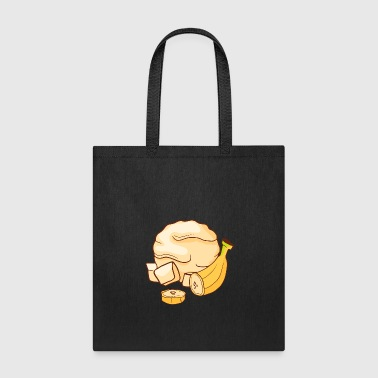 Banana Icecream Gelato Sundae Summer Sherbet Food - Tote Bag