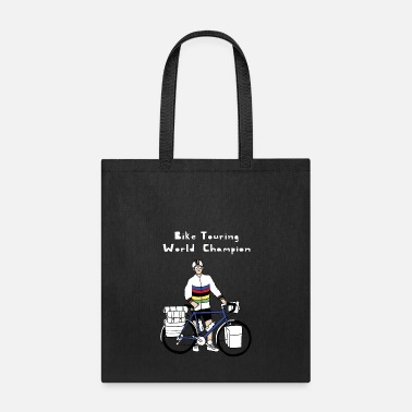 World Champion Bike Touring World Champion - Tote Bag