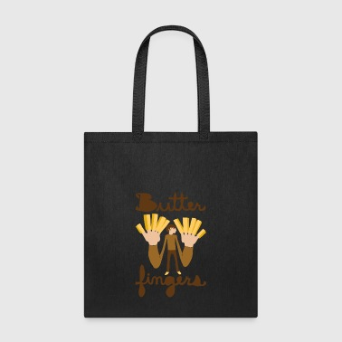 butter fingers - Tote Bag