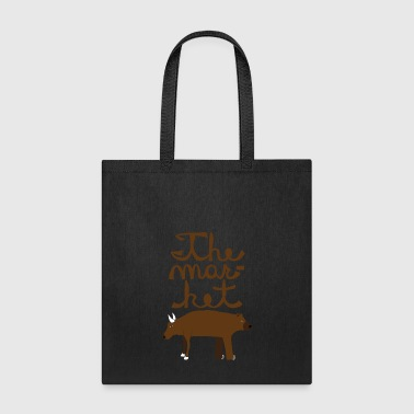 the market - Tote Bag