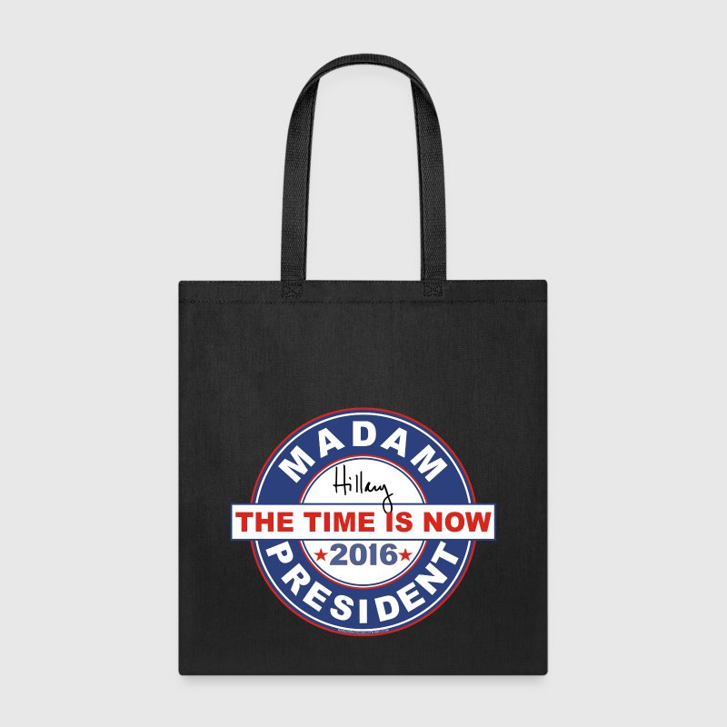 Madam President Hillary female Commander-In-Chief  - Tote Bag