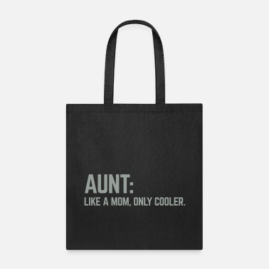 Son Aunt Like A Mom - Tote Bag