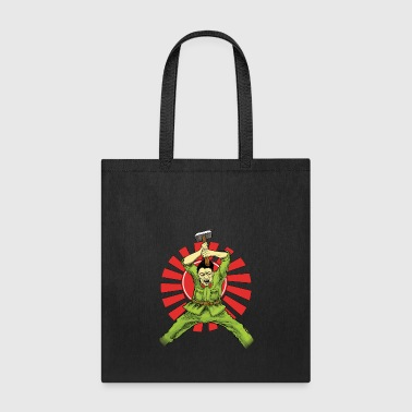 The Asian Warrior - Tote Bag