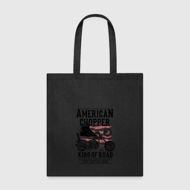 AMERICAN CHOPPER - Tote Bag