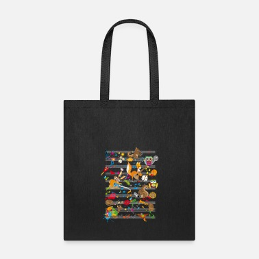 Concert Concert of Animals - Tote Bag