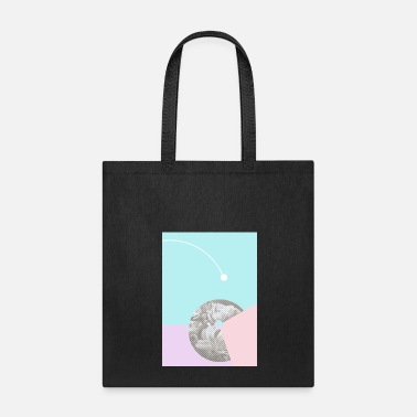 Graphic Art Retro Graphic Art - Tote Bag