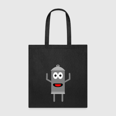 Spray Can Spray Can - Tote Bag