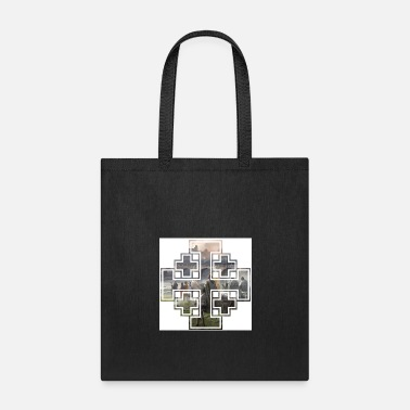 Jerusalem Jerusalem Cross - Tote Bag