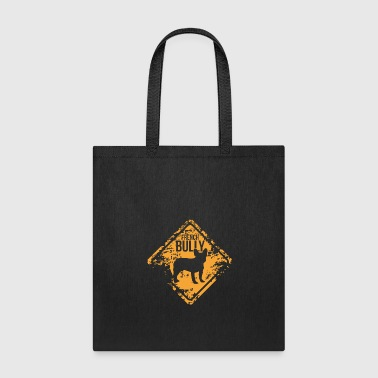 French Bully - French Bulldog - Tote Bag