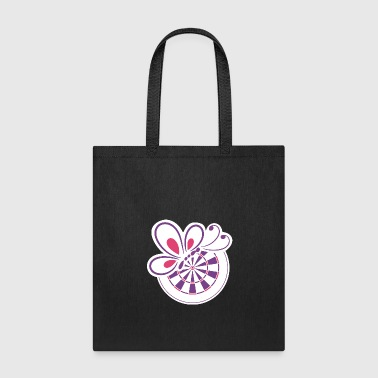 Bed Bed and Butterfly - Tote Bag