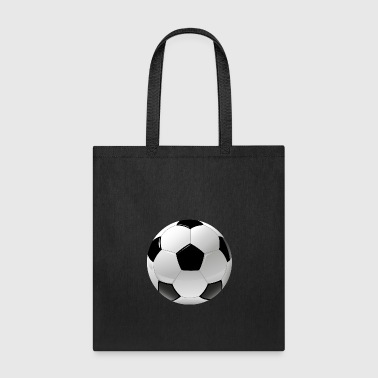 Ball Sport football realistic ball sport - Tote Bag
