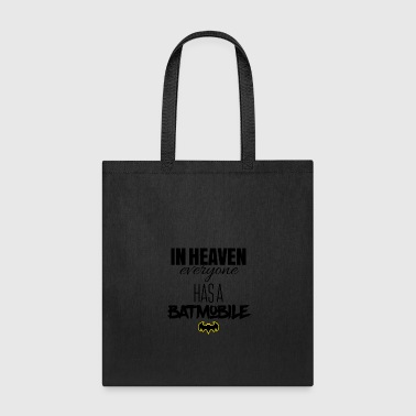In heaven - Tote Bag