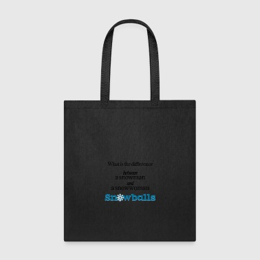 Differences - Tote Bag