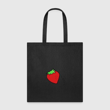 strawberry japanese japan berry gift idea - Tote Bag