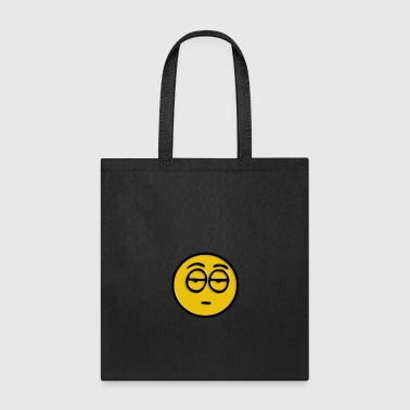Boredom Boring Smiley - Tote Bag