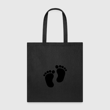 Baby Feet - Tote Bag