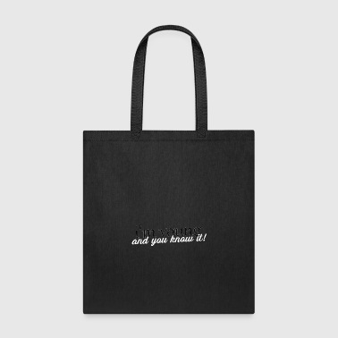 young - Tote Bag