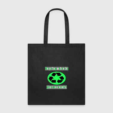 Recycling - Tote Bag