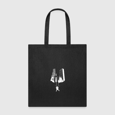 Swinging Underneath the Skyscrapers - Tote Bag