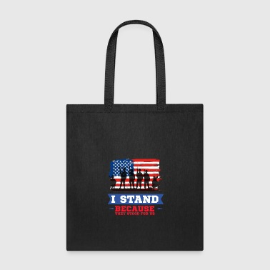 Female Veterans Day - Tote Bag